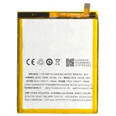 Аккумулятор Meizu BU10 SM210107 2760 мАч для U10