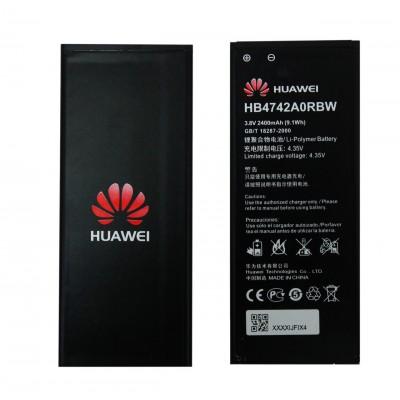 Аккумулятор Huawei HB4742A0RBW 2400 мАч для Honor 3C