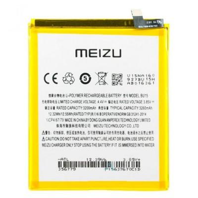 Аккумулятор Meizu BU15 SM210114 3260 мАч для U20