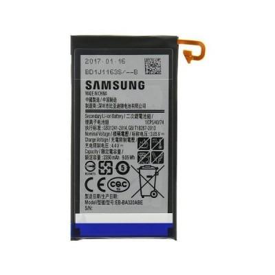 Аккумулятор Samsung EB-BA320ABE 2350 мАч для A3 2017, A320