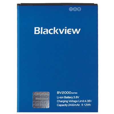 Аккумулятор Blackview BV2000 2400 mAh