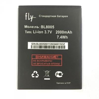 Аккумулятор Fly BL8005 2000 mAh (EVO Chiс 4 Quad IQ4512)