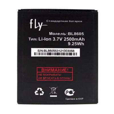 Аккумулятор Fly BL8605 2500 mAh для FS502 Cirrus 1