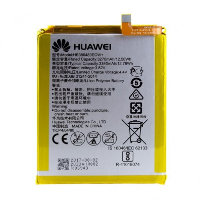 Аккумулятор Huawei HB386483ECW 3340 мАч для Honor 6x, Mate 9 Lite