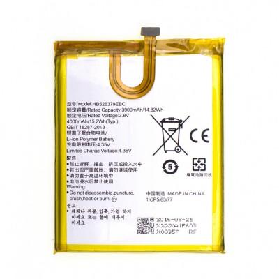 Аккумулятор Huawei HB526379EBC 4000 мАч для Y6 Pro