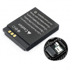Аккумулятор LQ-S1(M1) 380 мАч для смарт часов DZ09, A1, V8, X6, GT-08