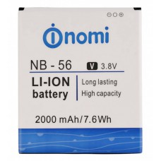 Аккумулятор Nomi NB-56 для i503 2000 мАч