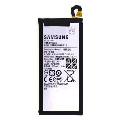 Аккумулятор Samsung EB-BA520ABE 3000 мАч для A5 2017, A520