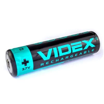 Аккумуляторная батарейка Videx 18650 (2200 мАч)
