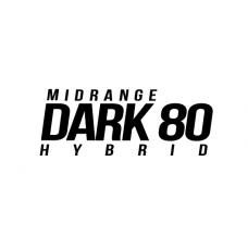 Эстрадная акустика STREET SOUND MDR - DARK80 Hybrid