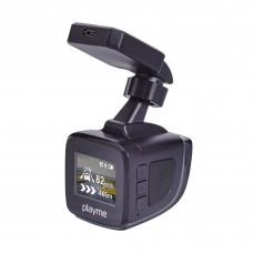 Видеорегистратор Playme Kvant GPS(Оповещение о Камерах и Радарах)