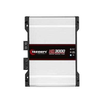 Автоусилитель одноканальный TARAMPS HD3000 - 4Ohm