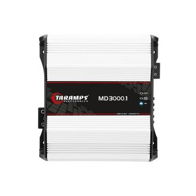 Автоусилитель одноканальный TARAMPS MD3000.1 - 2Ohm