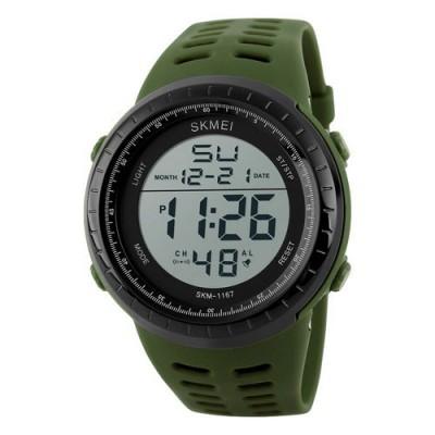 Skmei 1167 Black-Militari Wristband