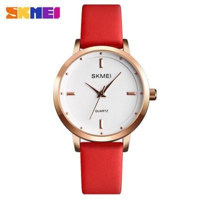 Skmei 1457 Gold-White-Red