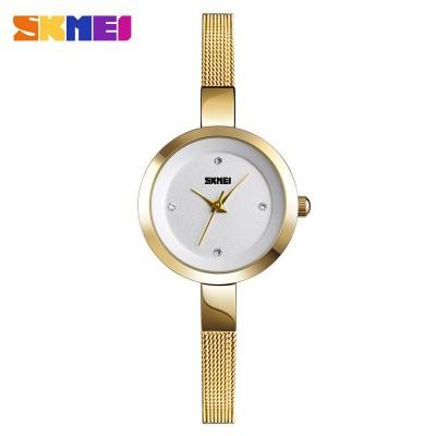 Skmei 1390 Gold-White