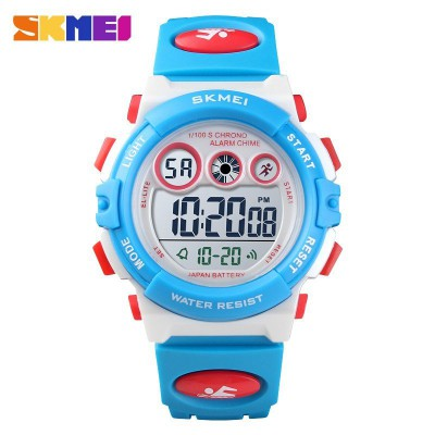 Skmei 1451 Blue White