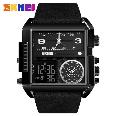 Skmei 1391 All Black