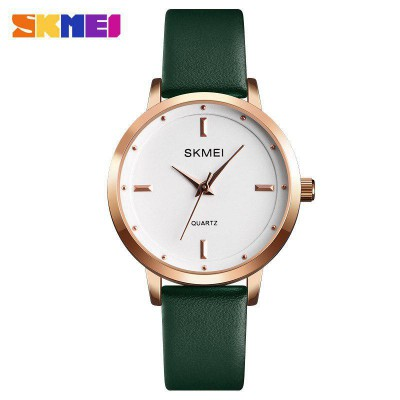 Skmei 1457 Gold-White-Green