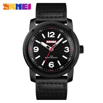 Skmei 1417 All Black