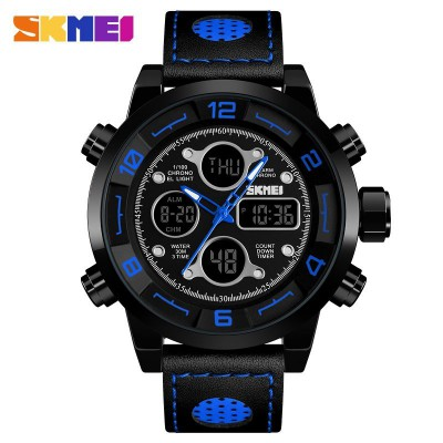 Skmei 1371 Black-Blue