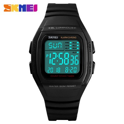 Skmei 1278 All Black