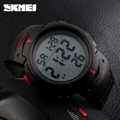 Skmei 1068 Black-Red