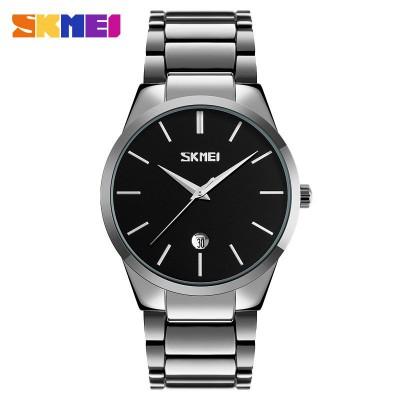 Skmei 9140 Silver-Black