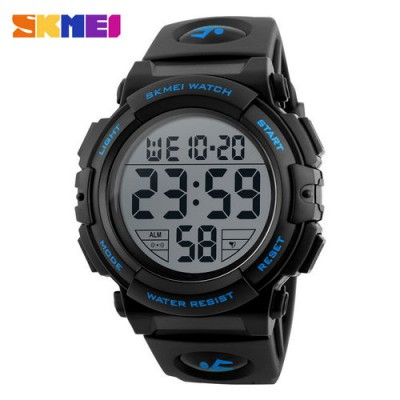 Skmei 1258 Black-Blue