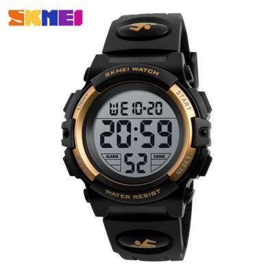 Skmei 1266 Black-Gold