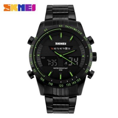 Skmei 1131 Black-Green