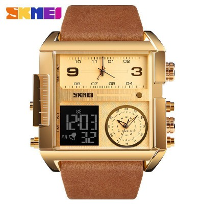 Skmei 1391 All Gold