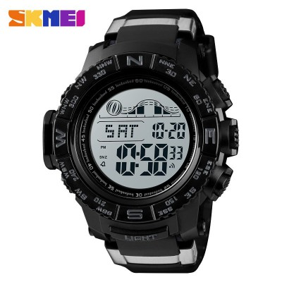 Skmei 1380 All Black