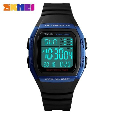 Skmei 1278 Black Blue