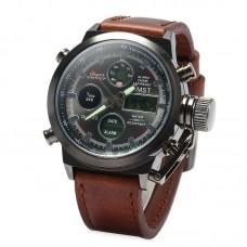 Часы мужские AMST AM3003 Black-Brown