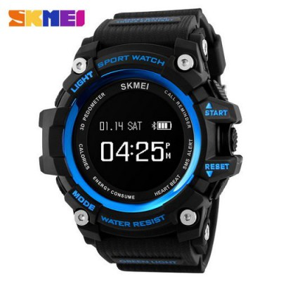 Skmei 1188 Black-Blue