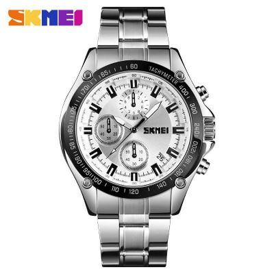 Skmei 1393 Silver White