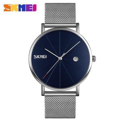 Skmei 9183 Silver-Blue