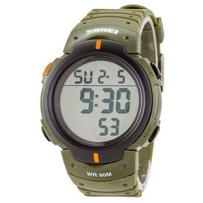 Skmei 1068 Army-Green