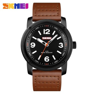 Skmei 1417 Black Brown