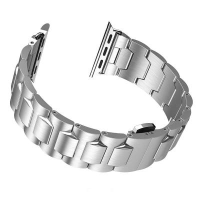 Браслет для Apple Watch 4/3/2/1 Hoco WB03 40 mm Silver