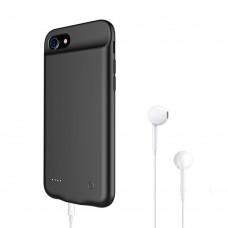 Чехол-аккумулятор Prime для Iphone 8 Plus 4000 мАч Black и White