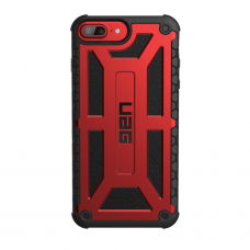 Чехол Urban Armor Gear Monarch противоударный для iPhone 6/6s Plus, 7 Plus, 8 plus Red