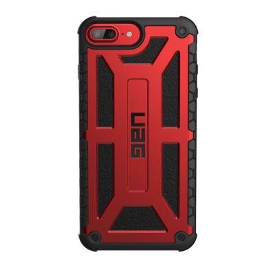 Чехол Urban Armor Gear Monarch противоударный для iPhone 6/6s Plus, 7 Plus, 8 plus Red