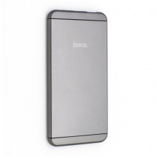 Портативное зарядное Hoco UPB03 I6 6000 мАч Gray