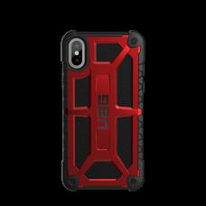 Чехол UAG Urban armor Monarch противоударный для iPhone X/Xs Red