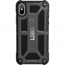 Чехол UAG Urban armor Monarch противоударный для iPhone X/Xs Gray