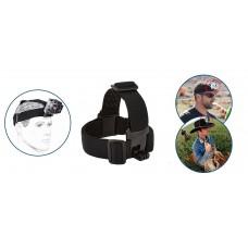 Держатель для экшн-камеры на голову AC Prof (Head Strap)