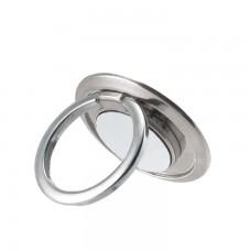 Кольцо держатель Prime C122 с пластиной для магнитного держателя Silver