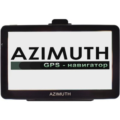 Gps навигатор Azimuth S74 (Android)